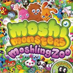 cover of Moshi Monsters: Moshling Zoo