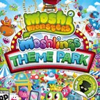 cover of Moshi Monsters: Moshlings Theme Park